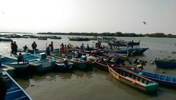 Investigan a embarcaciones ecuatorianas capturadas en Tumbes