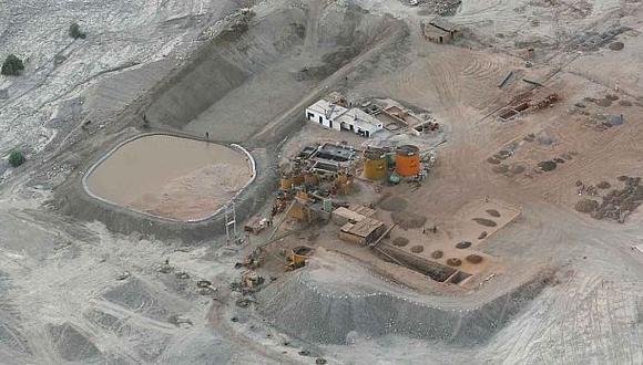 Nasca: 6 plantas para procesar oro serán cerradas por ilegales