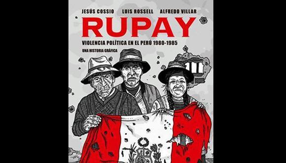 """""""Rupay"""", un cómic para hurgar en la memoria colectiva"""