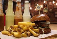 La crítica gastronómica de Paola Miglio al restaurante 3/4 Burger Bar