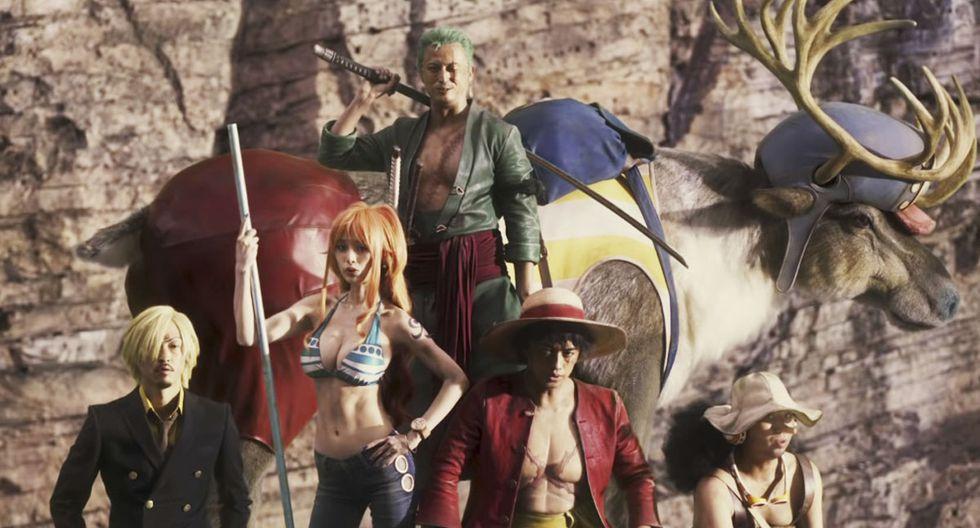 """""""One Piece"""" en Netflix: fecha de estreno del live action, tráiler, historia, personajes y todo sobre la serie (Foto: Eiichiro Oda)"""