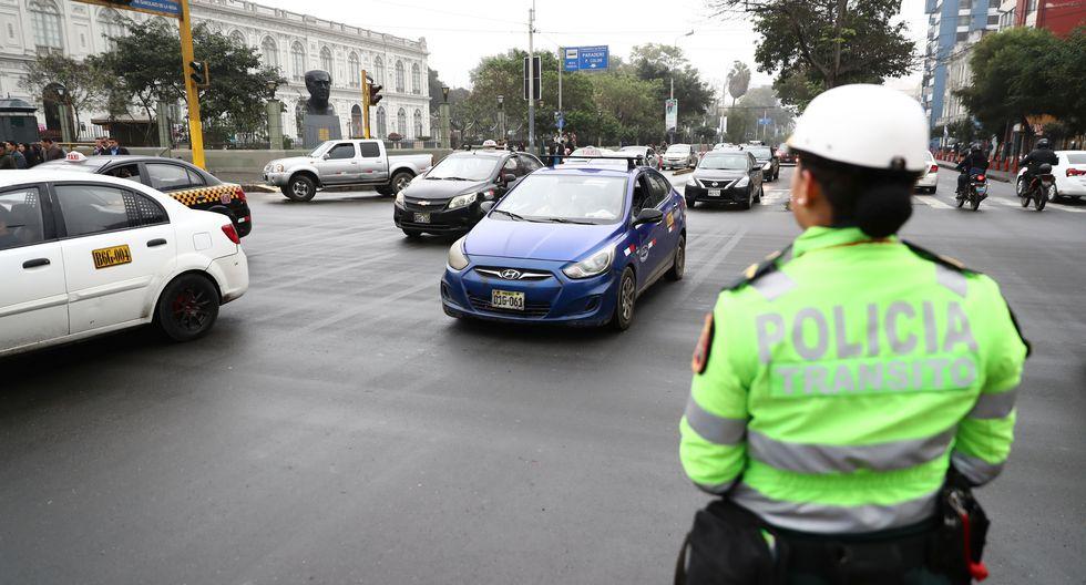 Municipalidad de Lima anunció cambios en la medida que restringe el tránsito de vehículos. (Foto: GEC)