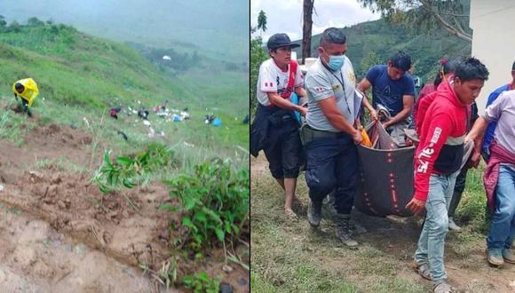 Entre las víctimas figuran dos menores de edad y el conductor. (Foto: PNP)