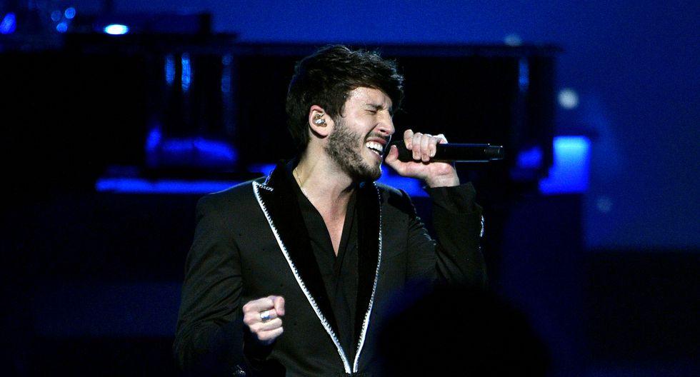 Sebastián Yatra se encuentra nominado al Grammy 2020 por mejor Albúm Pop Latino. (Foto: AFP)