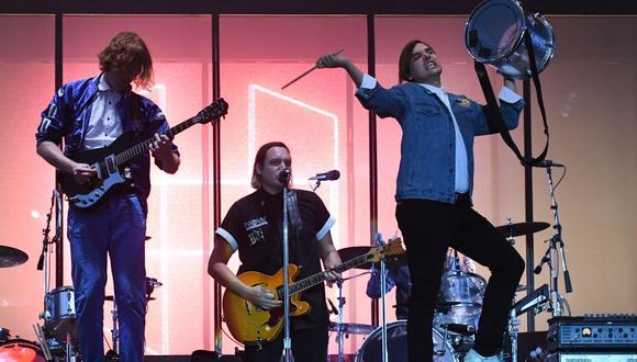 """Arcade Fire estrena """"Generation A"""", inspirada en situación política en Estados Unidos. (Foto: FRED TANNEAU / AFP)"""