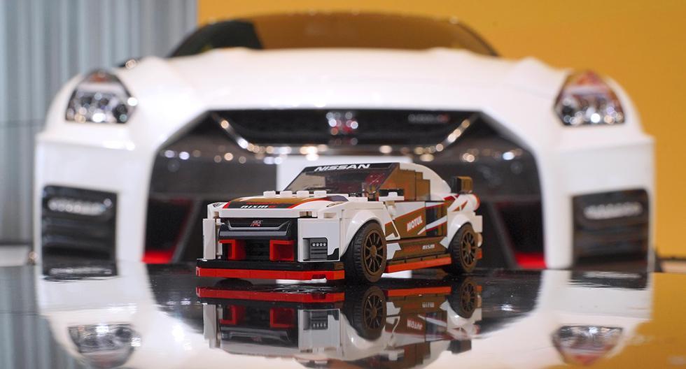 El deportivo por excelencia de Nissan se lanzará el próximo año como parte de la colección Speed Champions. (Foto: Difusión)