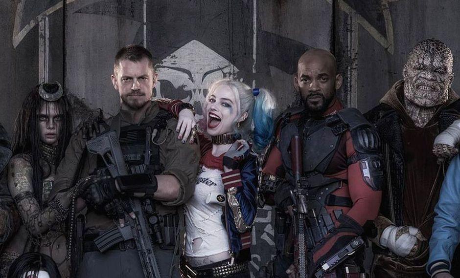 "Imagen correspondiente a ""The Suicide Squad"", de 2016."