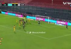 Boca Juniors vs. Newell's: Carlos Izquierdoz puso 1-0 al 'Xeneize' en Rosario | VIDEO