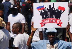 Haití: Decenas de miles de personas protestan exigiendo renuncia de Jovenel Moise | FOTOS