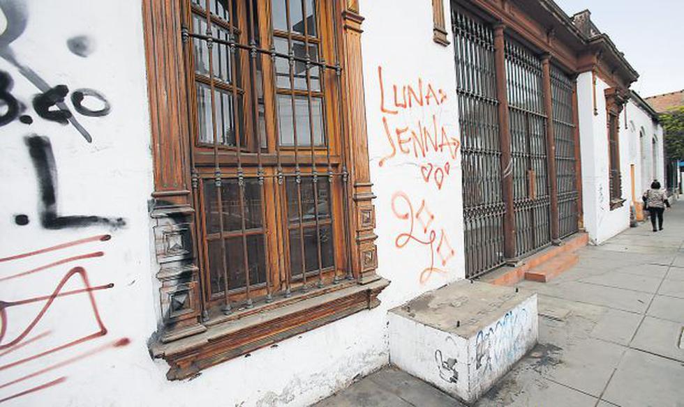 Barranco pretende reducir su zona monumental - 2