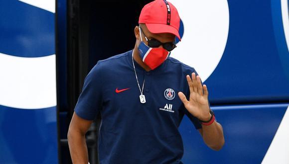 Kylian Mbappé lleva diez goles esta temporada en la Ligue 1. (Foto: AP)