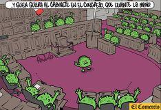 Otra vez Andrés y las caricaturas de la semana