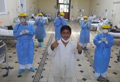 Coronavirus en Perú: 594.513 pacientes se recuperaron y fueron dados de alta