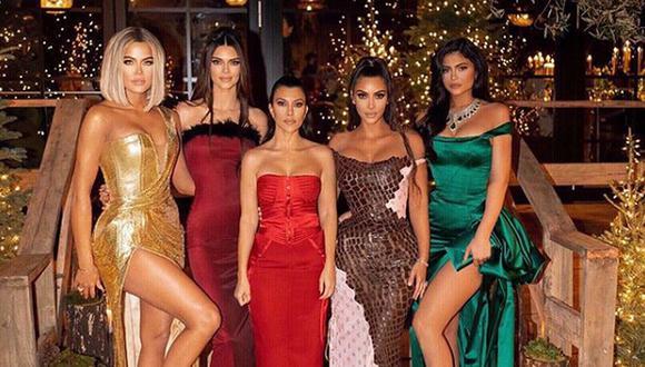 El clan Kardashian-Jenner no solo es un 'boom' en las pantallas sino que en redes sociales es el máximo representante de las celebridades de Estados Unidos y el mundo. (Foto: Instagram)