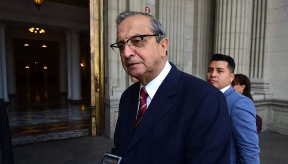 Daniel Mora deberá responder ante la Fiscalía por violencia contra su esposa (Foto: GEC)
