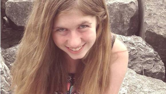La menor estuvo desaparecida desde el 15 de octubre pasado. FOTO: BARRON COUNTY SHERIFF'S DEPARTMENT, Vía BBC MUNDO