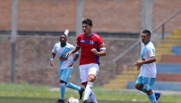 Alianza Lima oficializó el fichaje del volante Mario Velarde. (Foto: USI)
