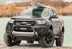 Ford Ranger: preparador delta4x4 le da un look más radical al todoterreno   FOTOS