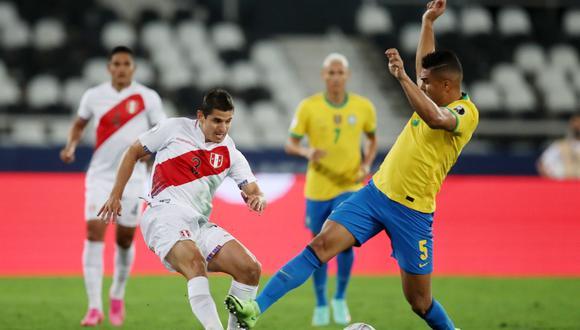 Aldo Corzo disputó su quinta Copa América. (Foto: REUTERS)