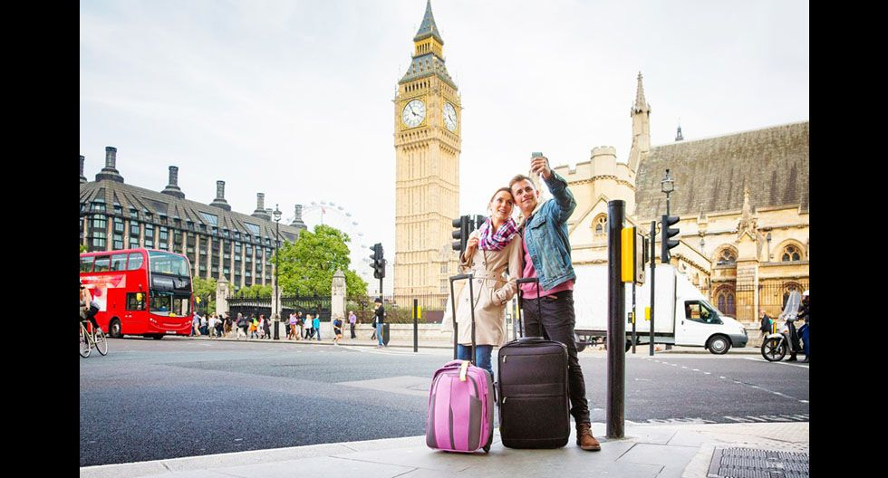 El Big Ben de Londres es uno de los relojes mecánicos más grandes del orbe.(Foto: Shutterstock)