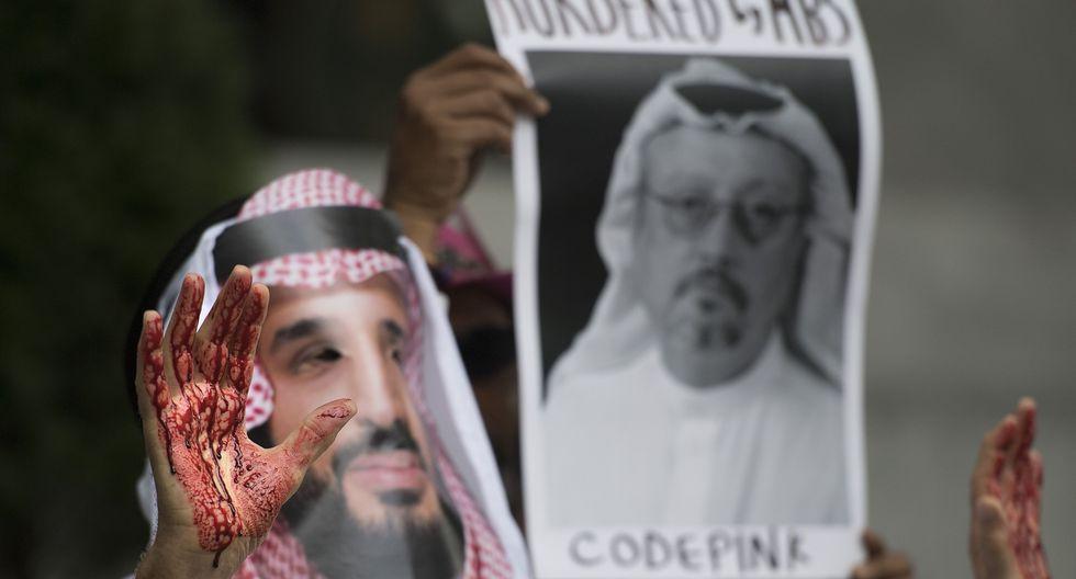 El periodista saudita Jamal Khashoggi fue asesinado en el consulado de su país en Estambul. Las organizaciones defensoras de los derechos humanos creen que el príncipe heredero Mohammed Bin Salman está detrás del crimen. (Foto: AFP).