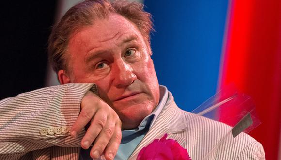 "Gérard Depardieu: ""Me apena la muerte de mi amigo Fidel Castro"""
