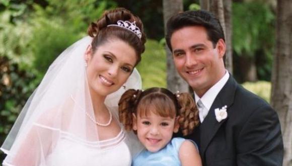 La telenovela infantil fue protagonizada por Danna Paola, Nora Salinas y René Laván (Foto: Televisa)