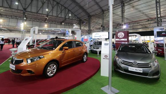 Sunarp: En el primer semestre creció 7,3% la venta de autos