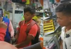 """Los """"niños del Tibú"""": quiénes eran los dos venezolanos acusados de robo en un video y que después aparecieron muertos"""