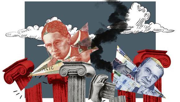 """""""Lejos de atacar los problemas de fondo de nuestra muy rígida legislación, nos hemos movido en sentido contrario"""". (Ilustración: Giovanni Tazza)"""