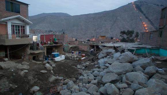 Indeci: alcaldes no hacen labor de prevención ante huaicos