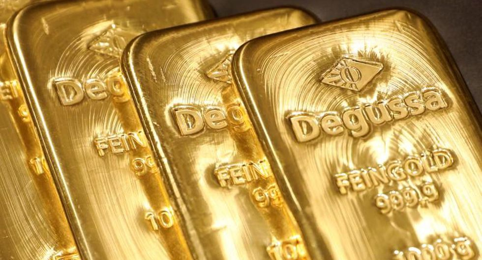 Los futuros del oro en Estados Unidos saltaban US$ 1,357.9 la onza. (Foto: Reuters)