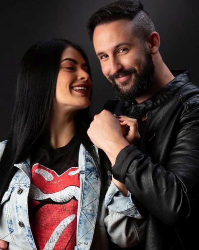 Gina Montoya se casó con el actor venezolano Giancarlo de Sousa en enero pasado (Foto: Instagram / Gina Montoya)