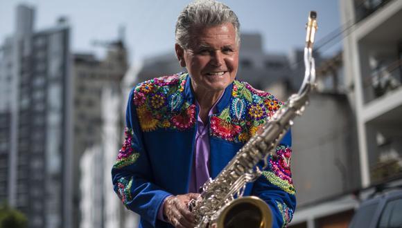 Con 71 años a cuestas, y más de 60 años tocando el saxofón, Jean Pierre Magnet sigue desbordando creatividad. (Foto: Elias Alfageme/GEC)