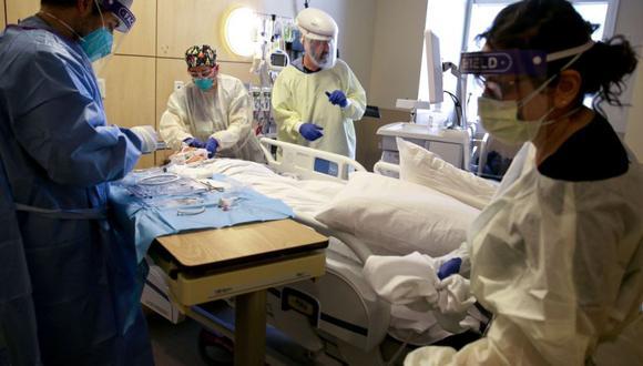 Coronavirus en Estados Unidos | Últimas noticias | Último minuto: reporte de infectados y muertos hoy, jueves 11 de marzo del 2021 | Covid-19. (Foto: Mario Tama/Getty Images/AFP).