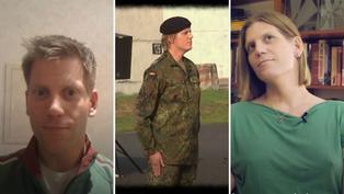 Primera comandante transgénero del Ejército alemán