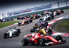 Fórmula 1: plantean usar cámaras en lugar de espejos retrovisores
