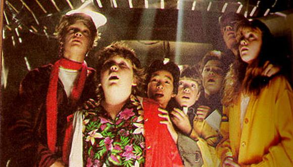 """""""Los Goonies"""" volverían con una serie estudiantil de la mano de Fox. (Foto: Warner Bros)"""