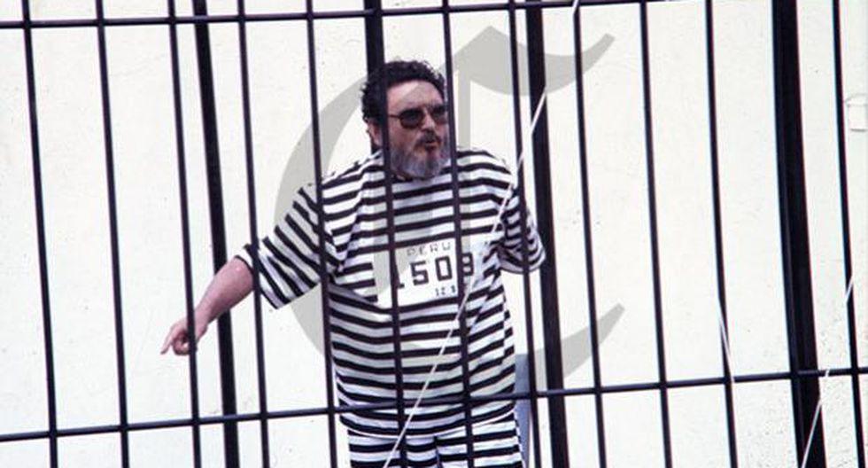 En setiembre de 1992, Abimael Guzmán fue capturado por la policía. En un inicio llamó a continuar lo que él llamaba la 'guerra popular'. (Foto: Archivo El Comercio)