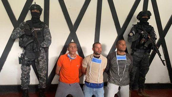 """Tres """"terroristas"""" fueron detenidos este domingo en un operativo policial por una frustrada """"invasión"""" marítima al norte de Venezuela, informaron las autoridades venezolanas."""