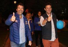Rafael Santos anuncia su precandidatura presidencial en Perú Patria Segura