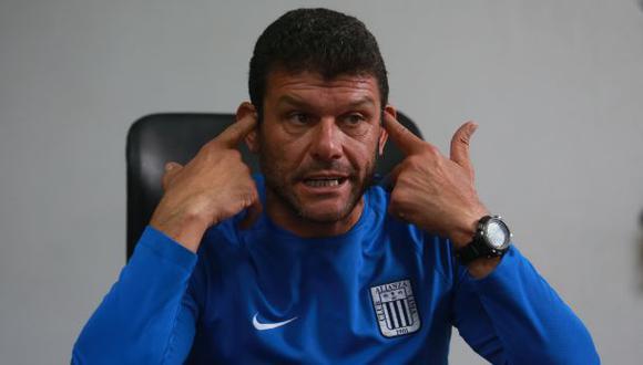"""Roverano: """"Incomoda que se hable de la llegada de otro técnico"""""""