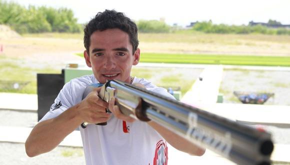 Alessandro logró su clasificación al ganar el Campeonato de las Américas de Tiro 2018. (Foto: IPD)