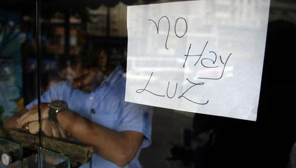 ¿Por qué se va tanto la luz en Venezuela?