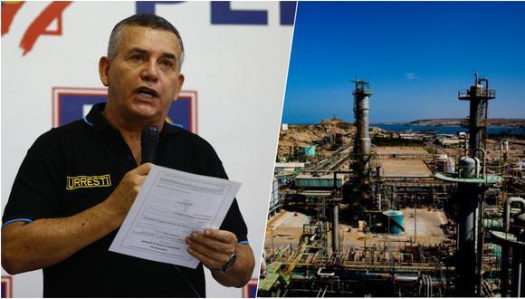 Daniel Urresti señaló que de llegar a la Presidencia, iniciará una investigación del incremento de precio de la Refinería de Talara. (Foto: Archivo El Comercio)