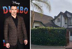 Colin Farrell cumple 44 años: así era la casa en Los Ángeles donde vivió hasta inicios de año | FOTOS