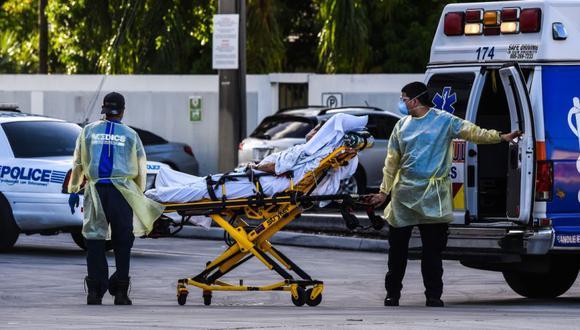 Coronavirus en Estados Unidos | Últimas noticias | Último minuto: reporte de infectados y muertos hoy, viernes 25 de diciembre del 2020 | Covid-19 | AFP / CHANDAN KHANNA