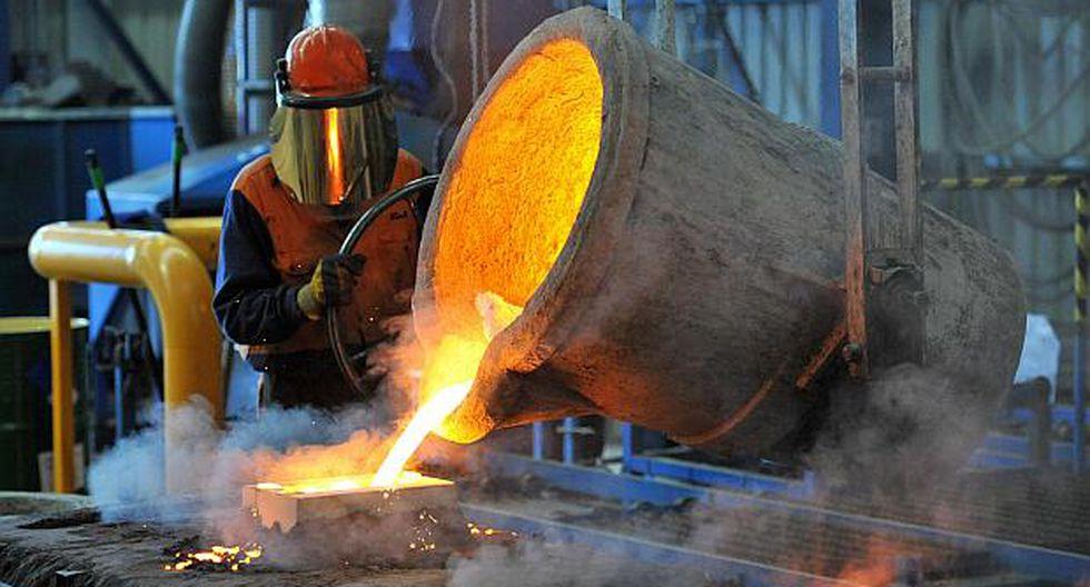 El precio del aluminio tocó un máximo de 7 años cuando entraron en vigor las sanciones a Rusal. (Foto: EFE)<br>