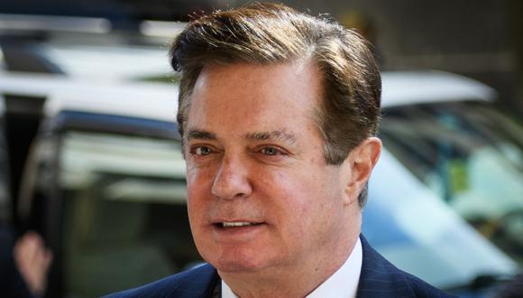 Hoy, Paul Manafort afronta el inicio de su primer juicio de la trama rusa en una corte federal de Virginia. (AFP)