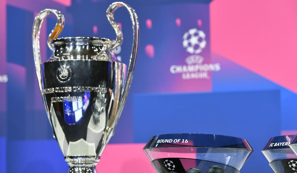 Hoy se desarrolló el sorteo de octavos de final de la Champions League 2020/21 | Foto: EFE